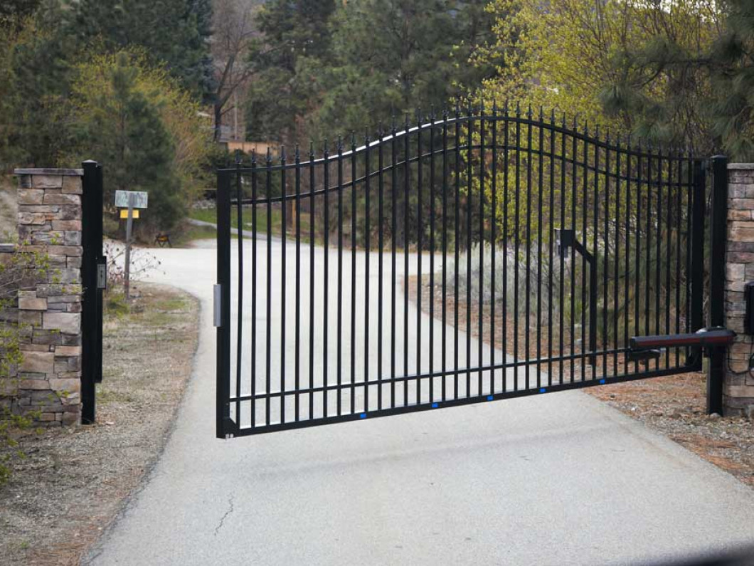 Beef Up Your Security With Driveway Gates